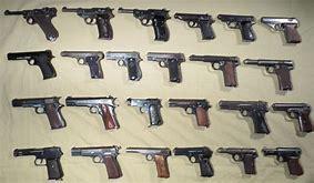 Armes de tir de poing occasion