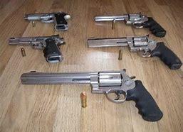 Armes de tir de poing